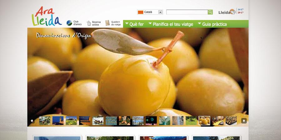 web_lleida_turismo